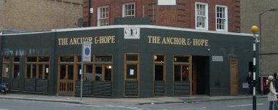 Anchor & Hope, Waterloo, London